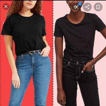 H&M Basic Black Shirt