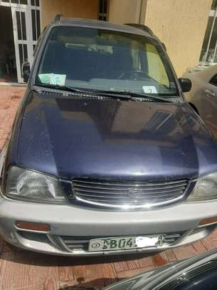 1998 Model Daihatsu Terios image 2
