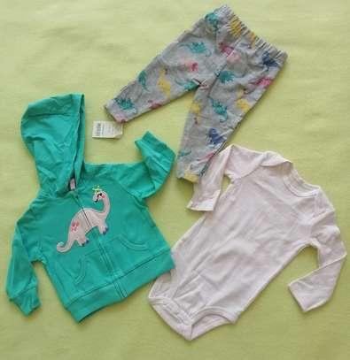 3pcs Set Clothes image 2