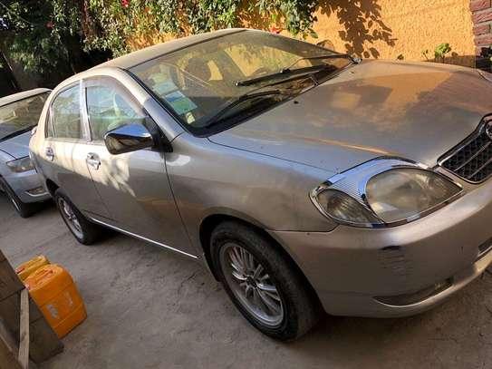 2003 Model Toyota Corolla image 2