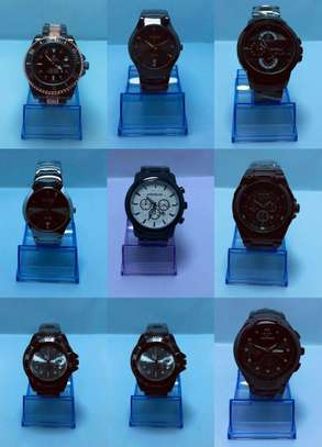 Different Brands Watches