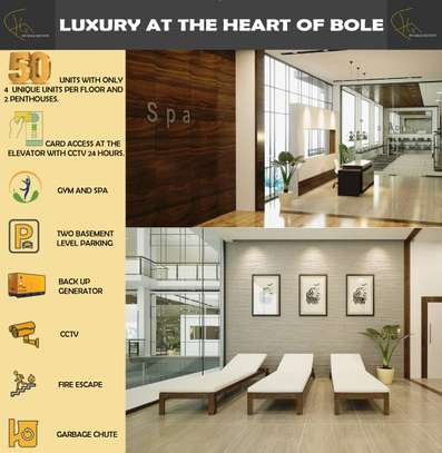 Luxury appartments in bole image 3