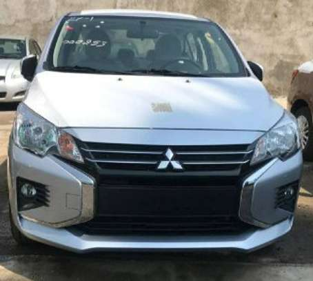 2021 Model Mitsubishi Attrage image 3