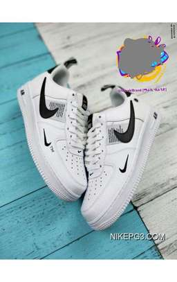 White Air Force Shoes