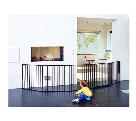 BabyDan baby safety gate. New image 1