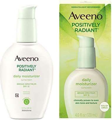 Aveeno Sunscreen Plus Moisturize