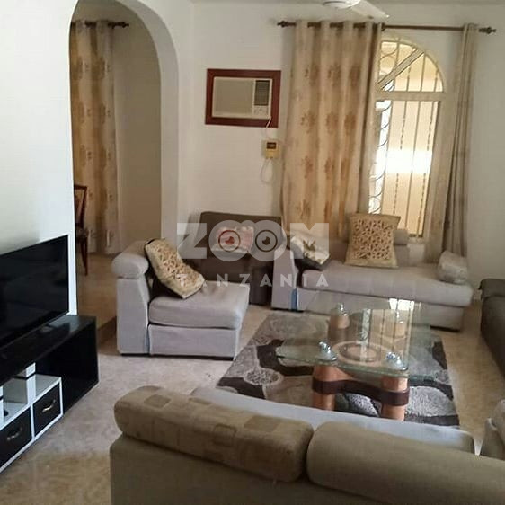 Fully Furnished 2Bdrms Apartment In Mbezibeach In Dar Es