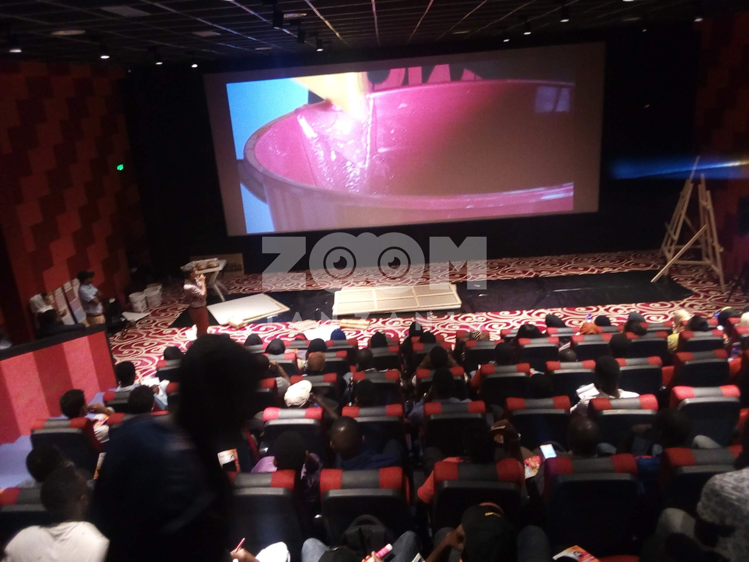 Regalz Cinema in Dar Es Salaam | ZoomTanzania