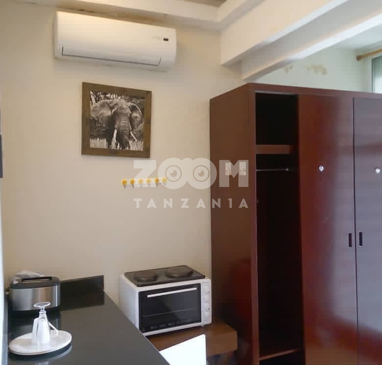 Furnished Studio Apartments: Studio Apartment Fully Furnished For Rent ( UPANGA ) In