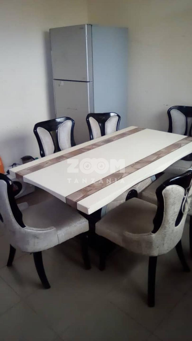 Dinning Table Fridge Na Microwave For