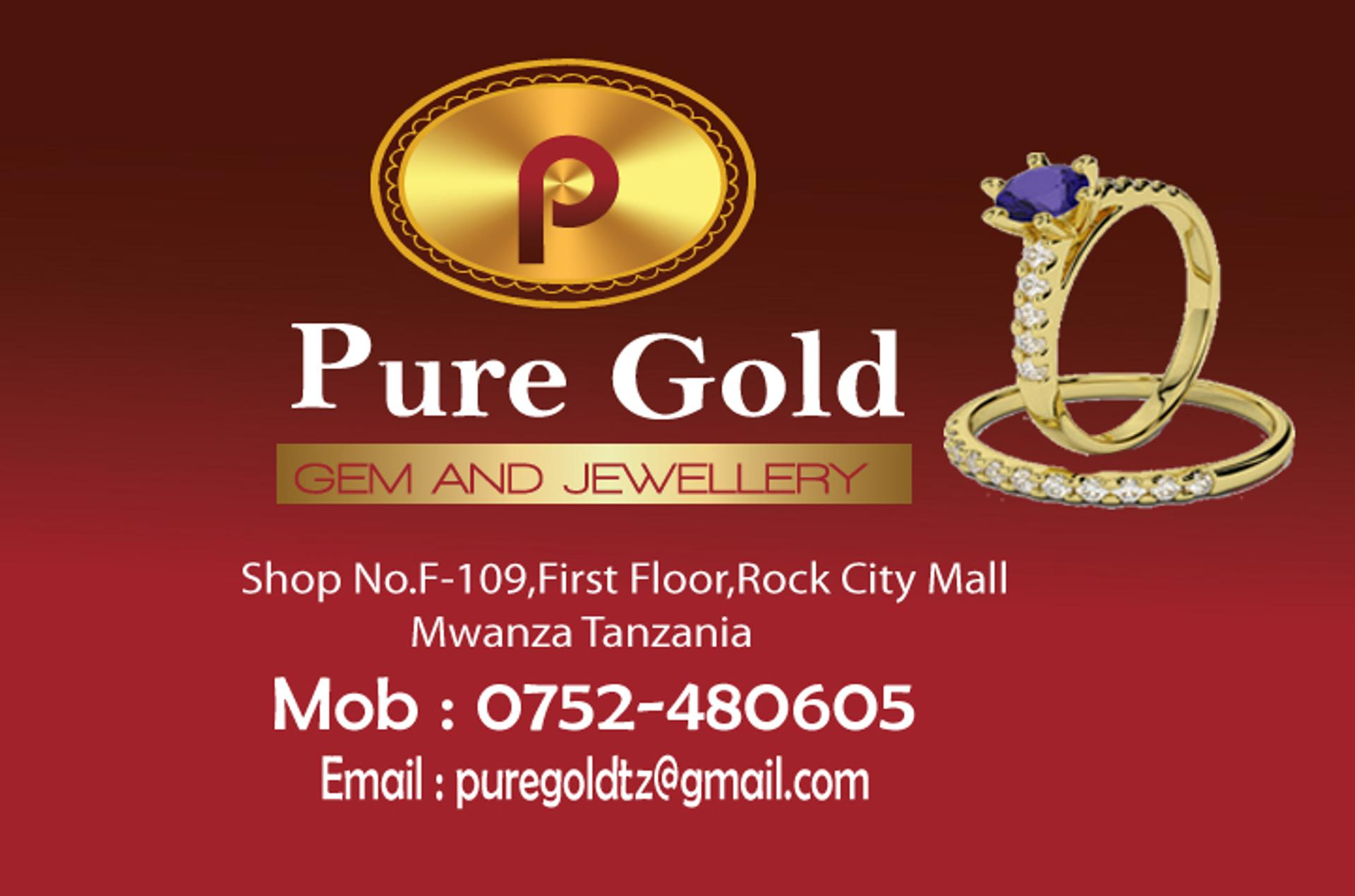 Pure Gold Ltd Mwanza in Mwanza | ZoomTanzania