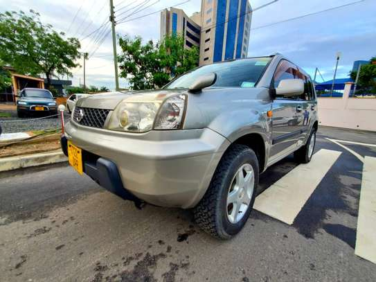 2002 Nissan X-Trail image 3