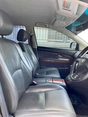 2008 Toyota Harrier image 10