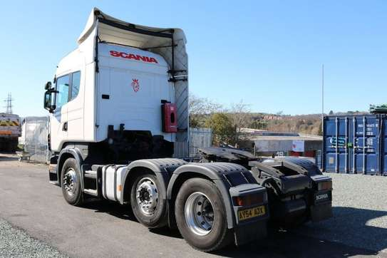 2005 Scania R420 Tractor Unit 6x2 image 6
