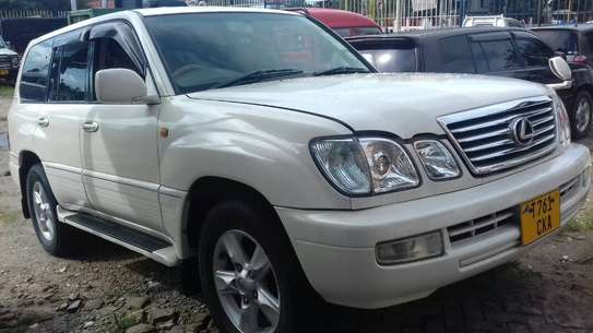 2004 Toyota Land Cruiser VX V8