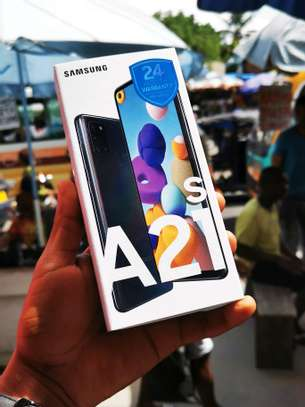 SAMSUNG A21S image 1