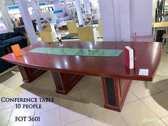 10 seater Conference Table...1,950,000/= image 1