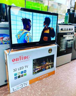 Ouling double glass LED TV INCH 32 image 1