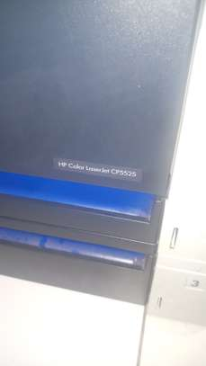 HP Color Laserjet CP5525 Printer image 4