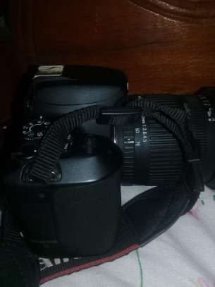 Canon 200d with 17-70mm