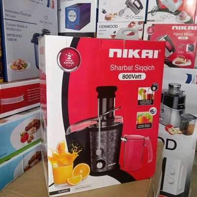 Nikai Juice Extractor 800 Watt...235,000/= image 1
