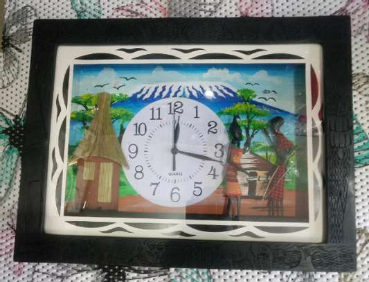 Wall Decor & watch culture image 1