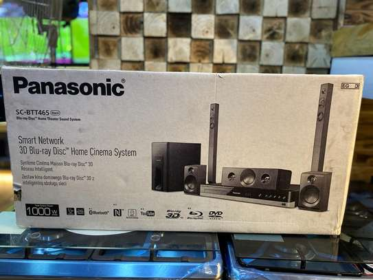 PANASONIC BLU-RAY DISC HOME THEATER SOUND SYSTEM image 1
