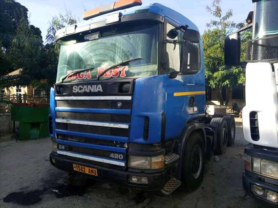 Scania horse 4 sale at bagamoyo image 6