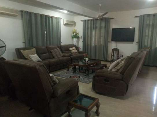 4bed room house  fully furnished at mbezi beah tank bovu $2500pm image 4