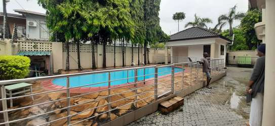 4 Bedrooms Pool House For Rent In Masaki image 12