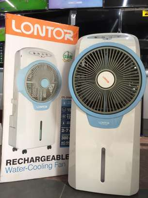 LONTOR Rechargeable Air Cooler