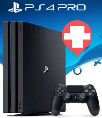 Playstation 4 Pro Brand new 1 Year Warranty