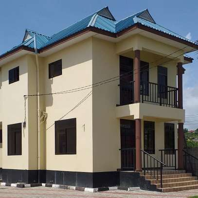 3 bed room town house for rent at mbweni ubungo image 1