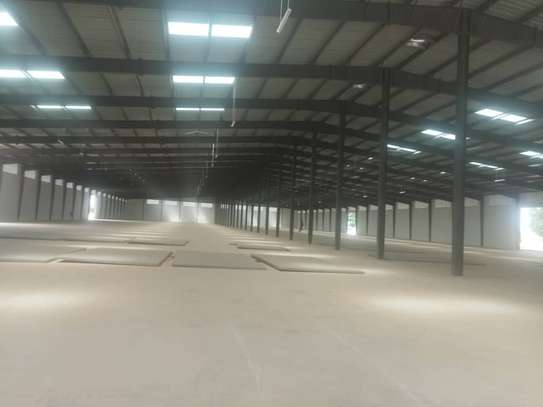 6000 Sqm Godown to let in Mwenge