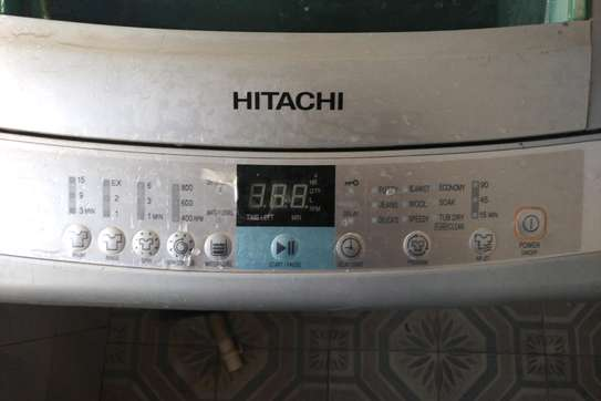 Hitachi Beat Wave Washing Machine image 1