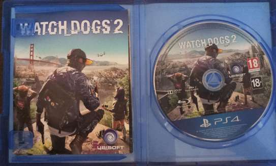 Watchdogs 2 PS4 Cd image 6