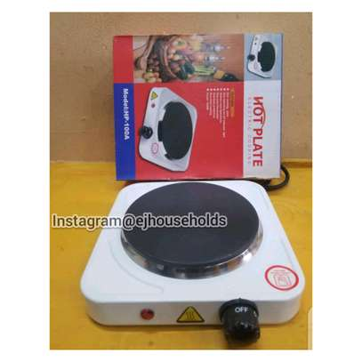Single Electric Cooking Hot Plate image 1