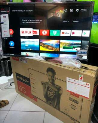 TCL android tv inch 43 image 1