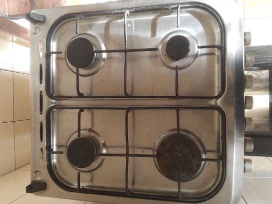 Oven & gas cooker (hotpoint) image 5
