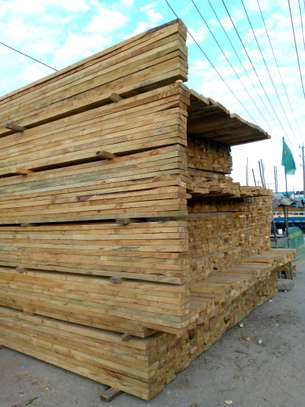 mbao zenyw dawa (treated timber)