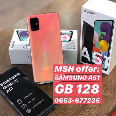 SAMSUNG A51 GB 128 (Special Offer)