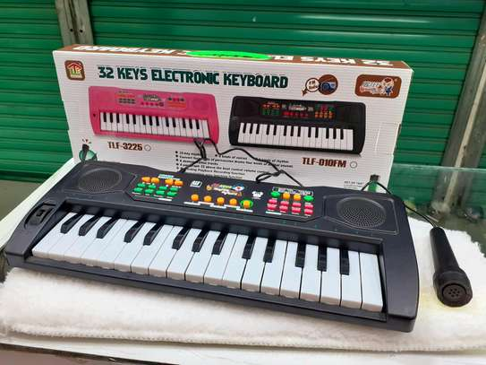 Kids Electronic Piano 37 key with melody key .