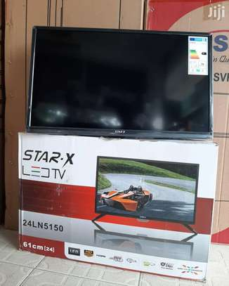 Star X 24 HD LED TV image 1