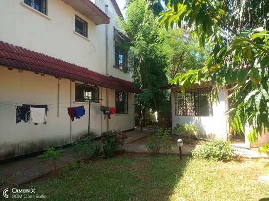 4bed house shared compound at masaki $2500pm image 7