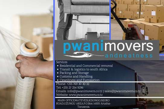 Pwani Movers and Neatness