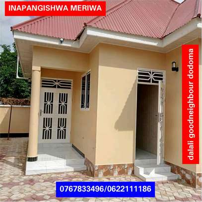 HOUSE FOR RENT AT MERIWA DODOMA image 1