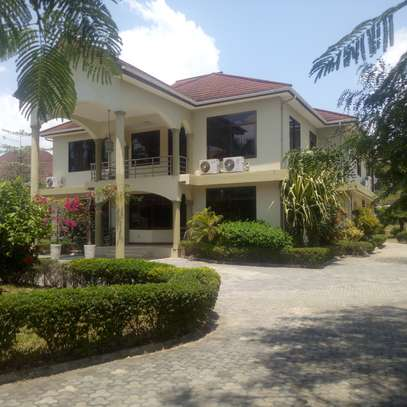 Beautiful Diplomatic standalone with Big garden in Oyster bay image 1