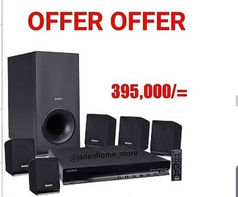 SONY BRAVIA HOME THEATRE 300 WATTS
