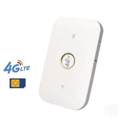 4GLTE MOBILE WIFI ROUTER UNLOCKED WORKED WITH ANY SIM CARD