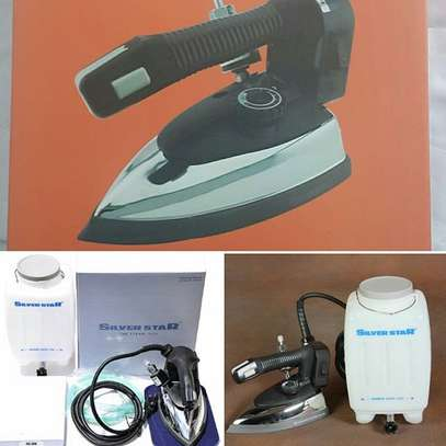 Silver Star Steam Iron